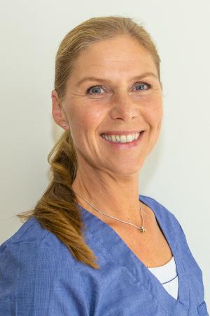 Tandhygienisten Madeleine Olsson i Höganäs